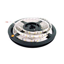 Tira LED BASIC SMD5050, DC12V, 5m (60 Led/m) - IP20, Verde